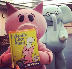 Elephant & Piggie Celebrate #bookfacefriday