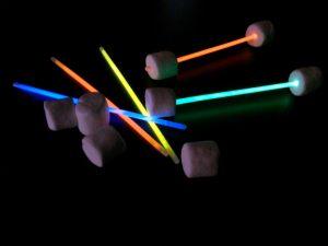 Glow wheels