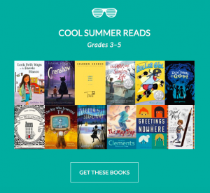 Image from the Skokie Public Library Summer Reads website, courtesy of Amy Koester