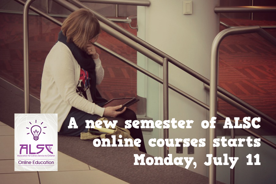 Register for a Summer 2016 ALSC Online Course!