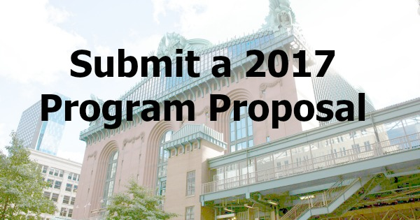 Submit a Program Proposal for the 2017 ALA Annual Conference