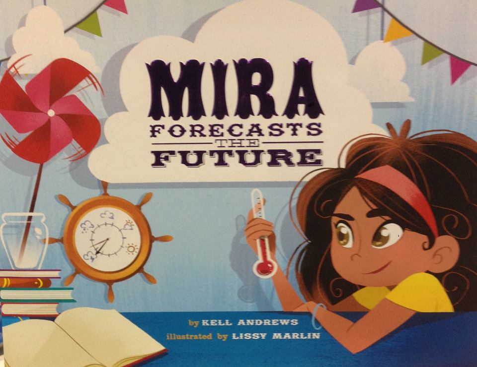 Mira Forecasts the Future, by Kell Andrews
