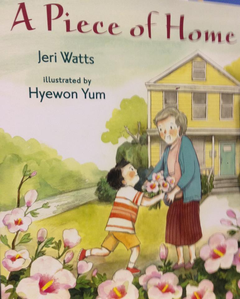 A Piece of Home, by Jeri Watts