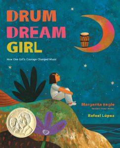 "Margarita Engle, ""Drum Dream Girl"""