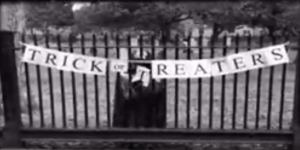 trick or reaters banner