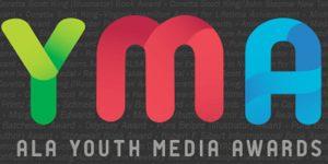 ALA 2018 Youth Media Awards (YMA) logo