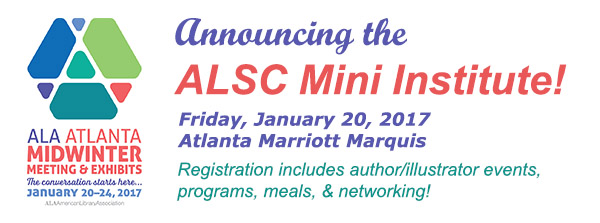 Join ALSC in Atlanta for the Mini Institute
