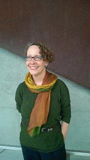 Author Sharon Mentyka (Image provided by M. Kophs)