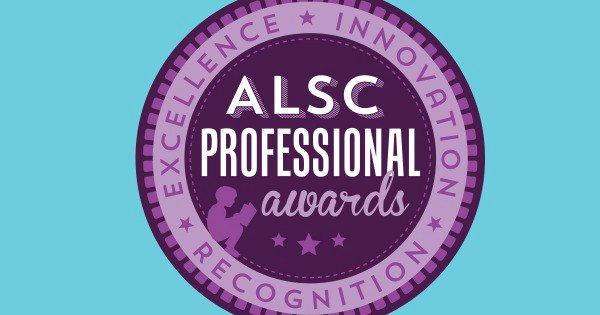 Apply for an ALSC Professional Award
