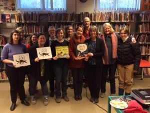 Takoma Park Mock Caldecott group