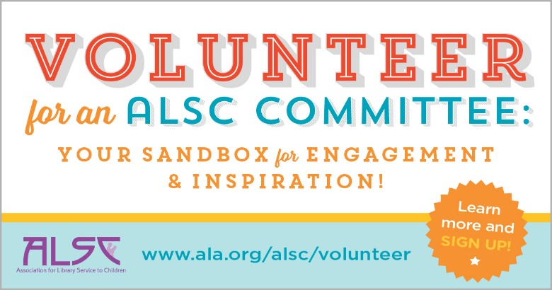 Learn more about how to volunteer for ALSC Committees