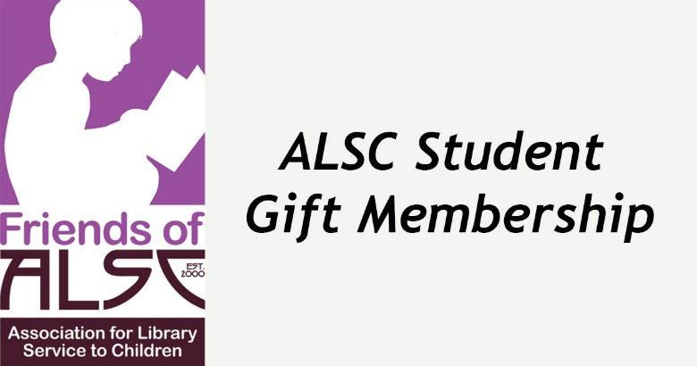 Apply for the ALSC Student Gift Membership