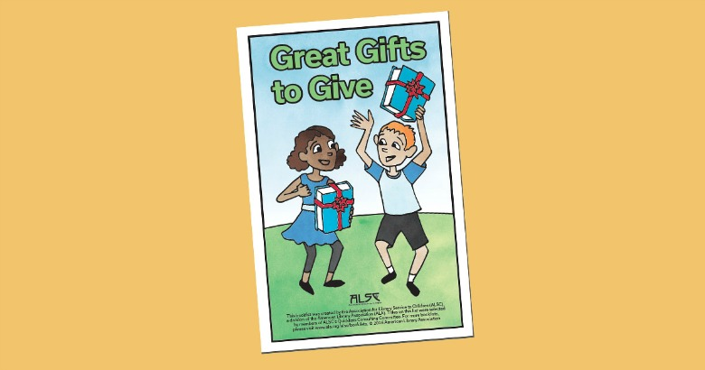 Download the Great Gifts to Give Booklist