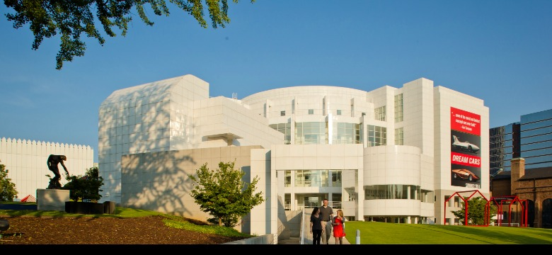 Check out the High Museum of Art in Atlanta (image courtesy of ExploreGeorgia.org)