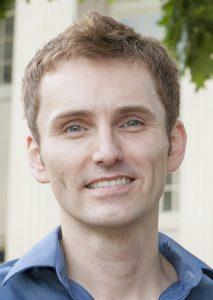 Headshot of Jamie Naidoo