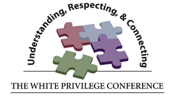 Logo for The WPC (White Privilege Conference)