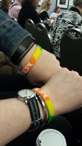 ALSC wristbands