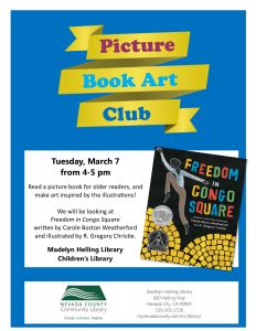 Picture Book art club