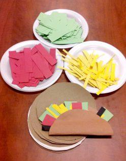 sample paper taco craft