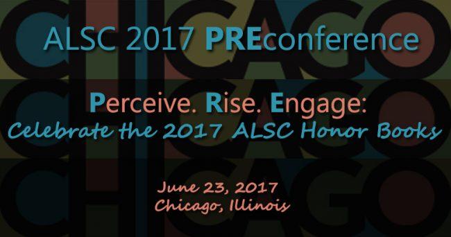 ALSC Pre-conference badge