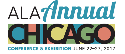 Logo for ALA Annual 2017