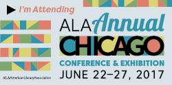 Web badge for ALA Annual 2017