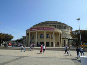 IFLA 2017 - Wroclaw Poland Centennial Hall