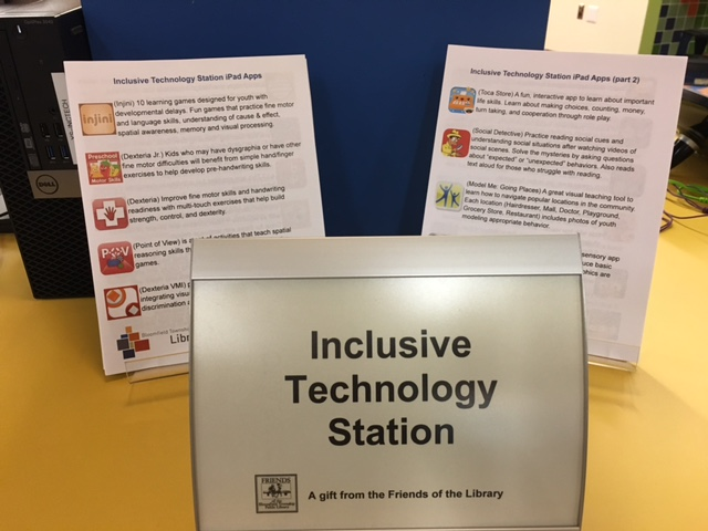 Inclusive Technology Station