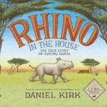 Cover photo of Rhino in the House
