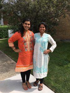 Sania Zaffar and Armeen Sayani - Loyola University Chicago