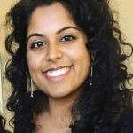 Head shot of Sania Zaffar