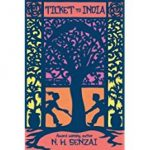 Cover image of Ticket to India by Senzai