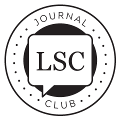 Library Service for Chilldren Journal Club logo