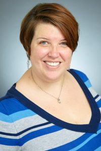 Headshot of Amanda Foulk, this month's ALSC Member of the Month