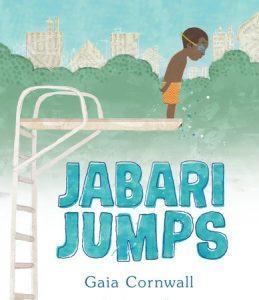Cover image of book, Jabari Jumps