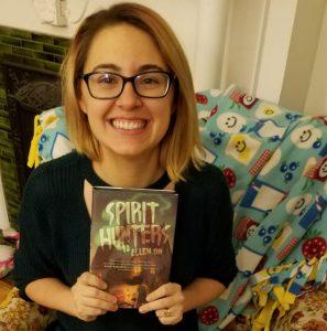 Head shot of guest blogger Kaitlin Frick