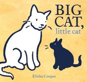 Cover image of Big Cat Little Cat