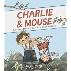 Cover image of Charlie and Mouse