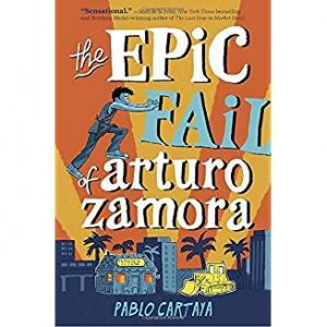 Cover image of The Epic Fail fo ARturo Zamora