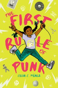 Cover image of First Rule of Punk