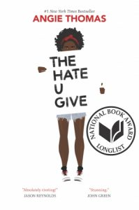 Cover image of Hate U Give