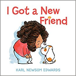 Cover image of I Got a New Friend