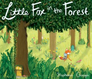 Cover image of Little Fox in the Forest