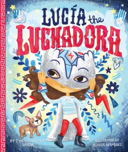 Cover image for Lucia the Lunchadora