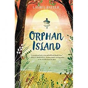 Cover image of Orphan Island
