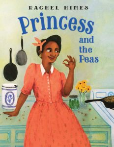 Cover image of PRincess and the Peas