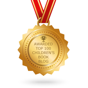 Award for Top 100 Children's Book Blog