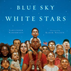 Cover image of Blue Sky White Stars