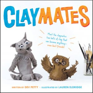 Cover illustration of Claymates