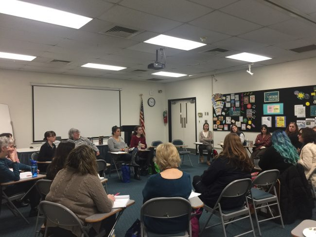 Mock Newbery discussion group
